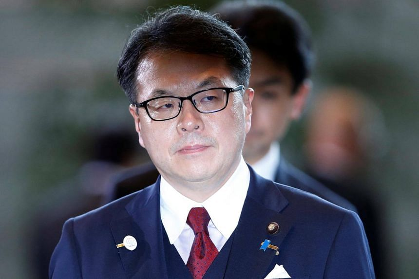 Japan's Minister of Economy, Trade and Industry Hiroshige Seko said that Japanese steel and aluminium exports are not affecting America's national security but are helping America's economy.