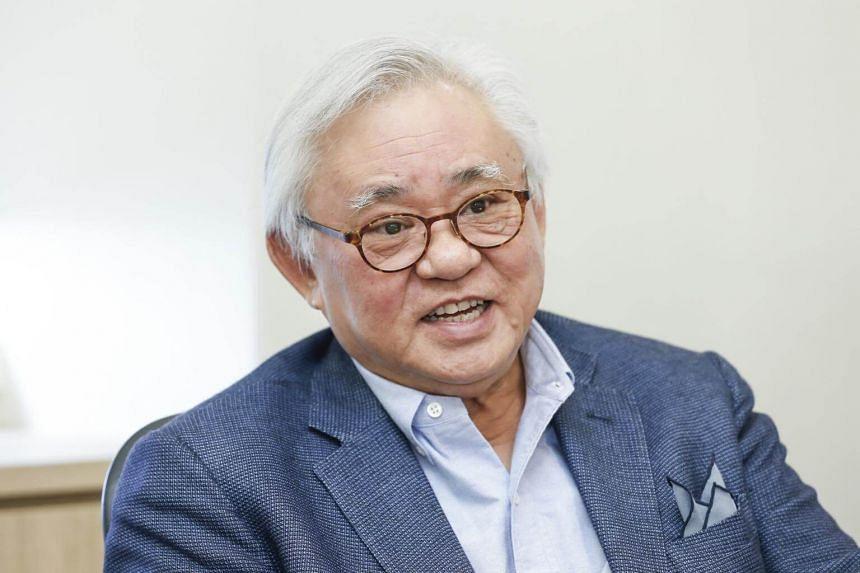 Serge Pun, chairman of Yoma Strategic Holdings Ltd.