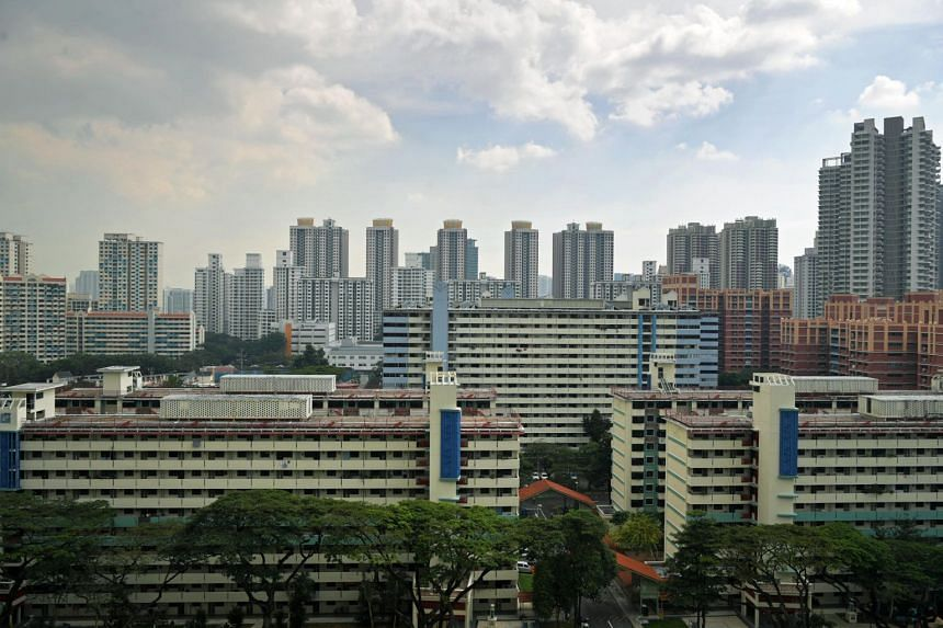 About 2,000 flats will be offered in 2019 with a shorter waiting time of two to three years, instead of the usual three to four.