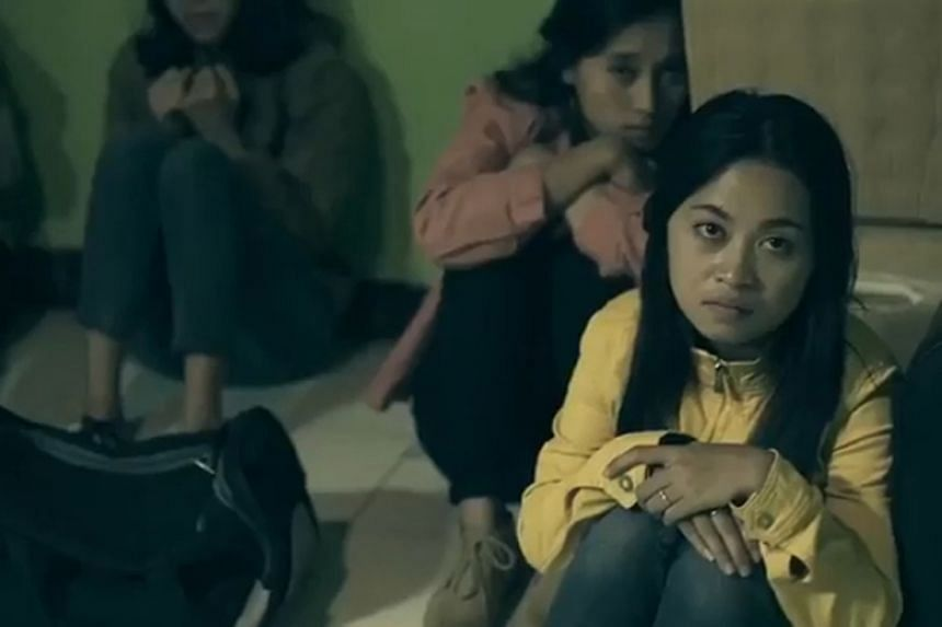 Short film A Dream Of A Misty Land follows the story of a few teenagers from rural Indonesia who were lured to work in other countries by job recruiters, but ended up being exploited.