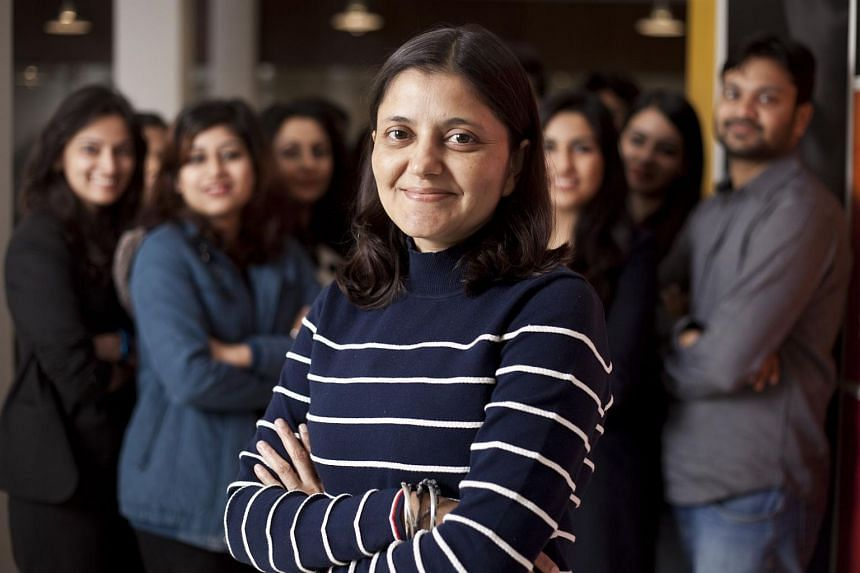 Frustrated by the gender disparity in India, Ms Sairee Chahal created SHEROES in 2013. It is a digital platform that works towards creating and enhancing flexible work options for women from all walks of life.