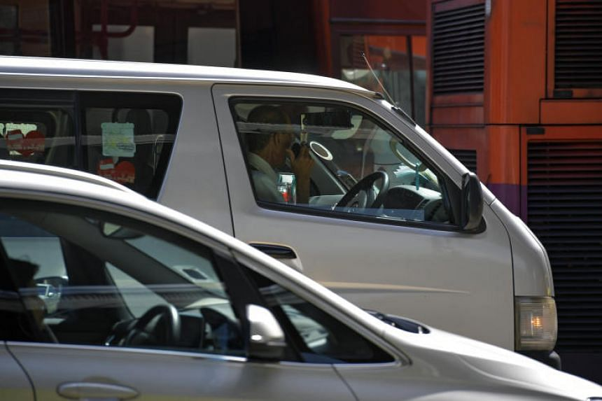 """A WhatsApp message claiming that """"new legislation passed in Parliament"""" rules that anyone caught using a mobile phone while driving will lose their driver's licence for three months."""