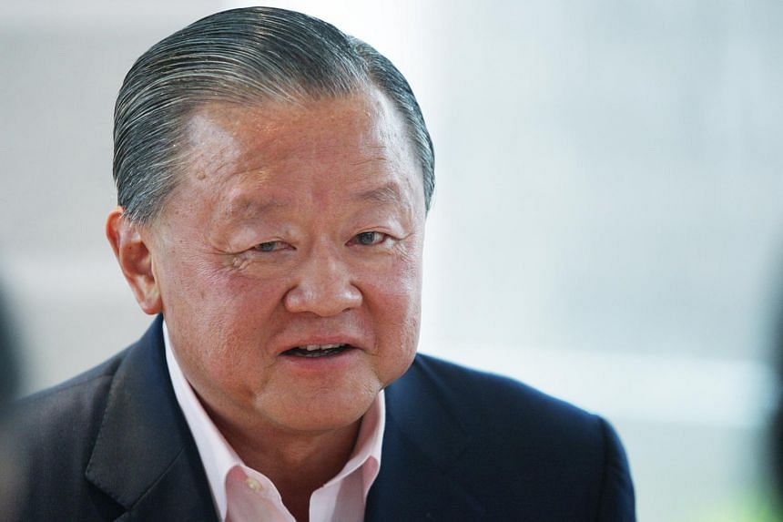 Oei Hong Leong currently has a 32.96 per cent stake in IPC Corp.