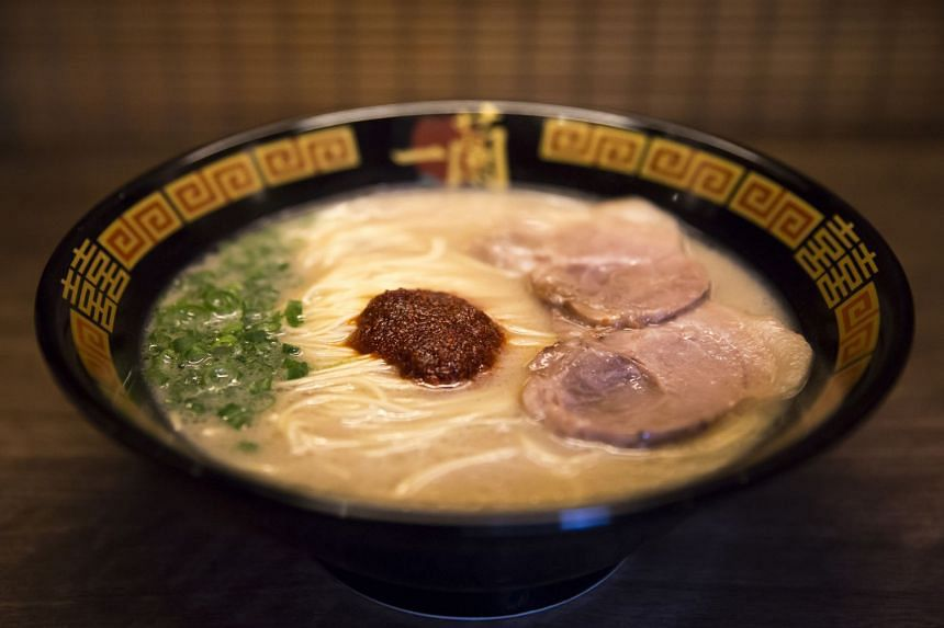 Ichiran was founded in 1993 and now has about 70 outlets throughout Japan.