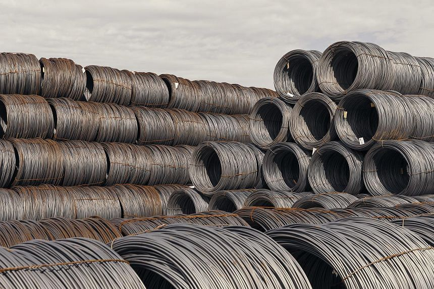US President Donald Trump has vowed to impose a 25 per cent import tariff on steel, with a formal announcement expected this week.