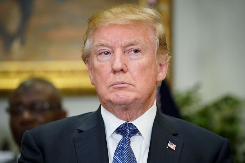 US President Donald Trump demanded that Mexico do more to prevent drugs from entering the United States as one of the conditions for lifting upcoming steel and aluminium tariffs.