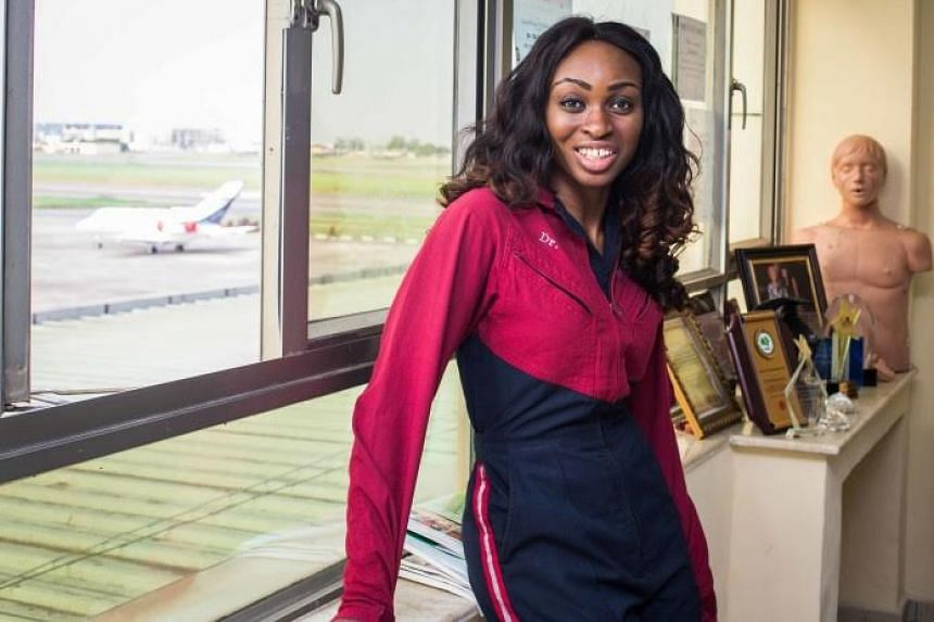 Dr Ola Orekunrin-Brown started West Africa's first air ambulance service after a personal tragedy. Her younger sister died after she fell ill and could not be airlifted to the hospital in time.