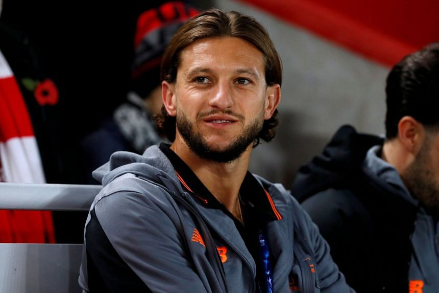 Adam Lallana has not been in the starting line-up since the FA Cup win over Everton in early January after two setbacks from a thigh problem forced him to miss the first four months of the campaign.