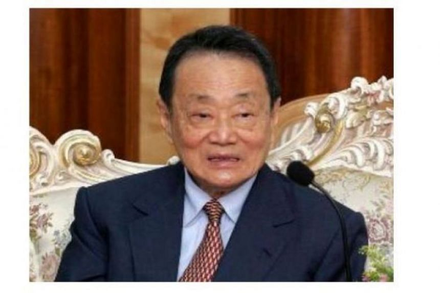 Malaysian billionaire Robert Kuok had refuted the allegations against him and said he reserved the right to take action against the portal.