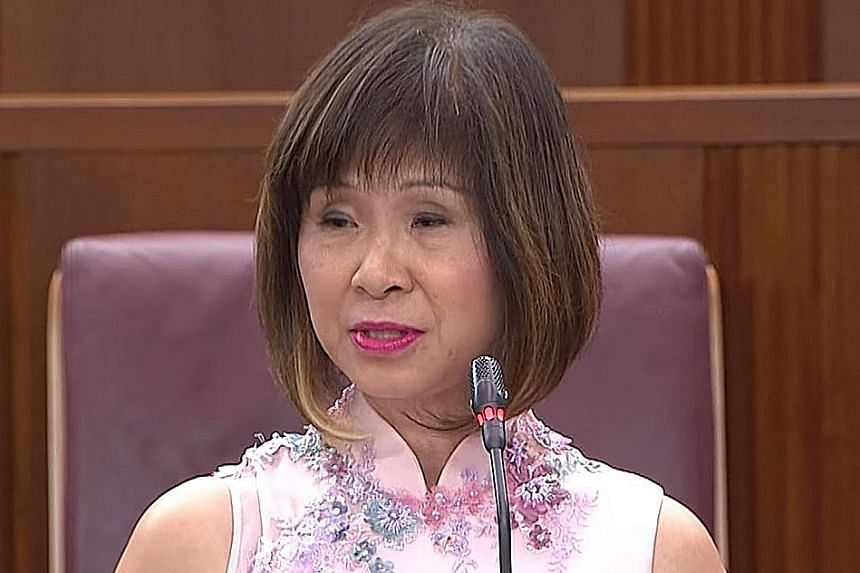 MORE SUSTAINABLE WAY: In Singapore, a more sustainable approach is to tackle the excessive consumption of all types of disposables. - DR AMY KHOR, Senior Minister of State for the Environment and Water Resources, on why her ministry is not implementi