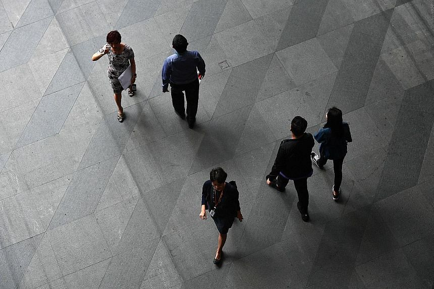 Economists raised concerns about the impact of the tighter policies for hiring foreign workers on Singapore's competitiveness, especially as a hub for start-ups, many of which are 10 to 25 staff strong.