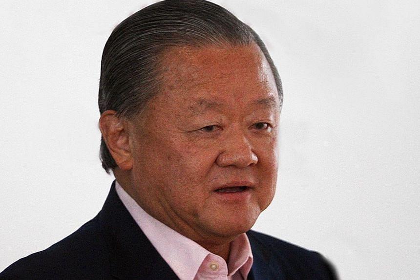 Mr Oei Hong Leong