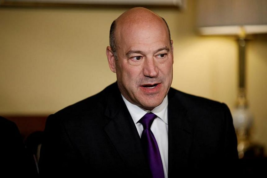 Former Goldman Sachs banker Gary Cohn, a supporter of the classic pro-business Republican agenda - deregulation and tax cuts - had reportedly fought hard to head off proposed tariffs on aluminium and steel.