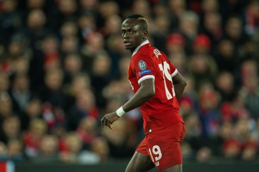 """Liverpool forward Sadio Mane told British media, """"It will not be easy but I've always said we can beat any team in the world."""""""