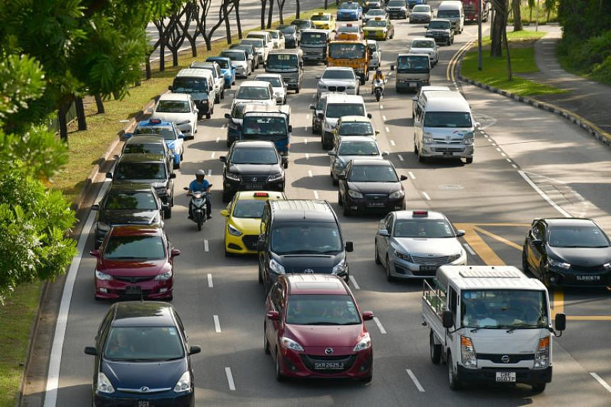 Only COE prices for commercial vehicles showed a decrease, dipping 2.3 per cent to $36,003 from $36,859.