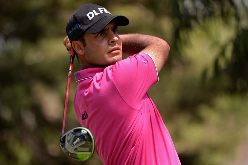 Shubhankar Sharma (pictured), the world number 66, will become only the fourth Indian player to compete in the Masters, following Jeev Milkha Singh, Arjun Atwal and Anirban Lahiri.