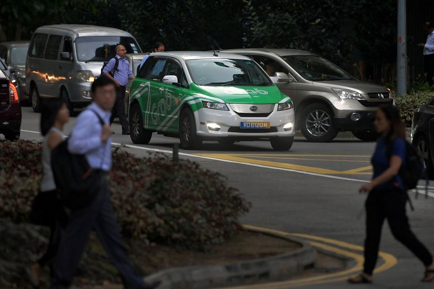 """Second Minister for Transport Ng Chee Meng noted that the ride-hailing services should """"bear greater responsibility in ensuring the safety of commuters"""" beyond the existing requirements."""