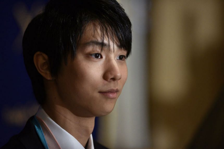 """Figure skating gold medallist Yuzuru Hanyu requires """"two weeks of rest and three months of rehabilitation"""" for damaged ligaments in his right ankle, as well as other injuries."""