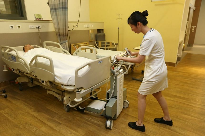The Health Ministry is developing a more in-depth training programme for existing nurses.