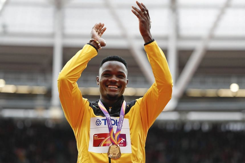 Olympic and world champion hurdler Omar McLeod told Reuters in January that he was doubtful to compete at the Games starting April 4.