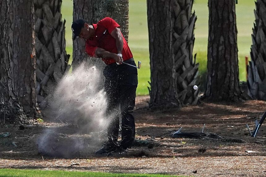 Tiger Woods is playing in the Valspar Championship before next week's Arnold Palmer Invitational, seeking a return to top form as he eyes a fifth Green Jacket next month.