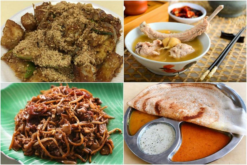 In a National Heritage Board poll earlier this year, respondents suggested Singapore dishes such as rojak, bak kut teh, dosai or char kway teow, when asked what Intangible Cultural Heritage was significant to them.