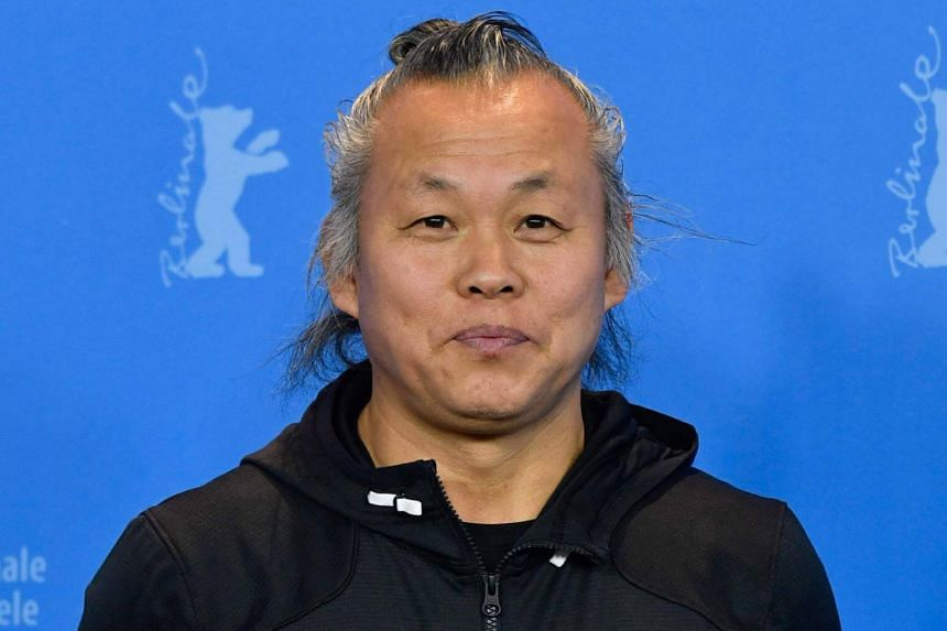South Korean filmmaker Kim Ki Duk at the 68th Berlinale film festival on Feb 17, 2018. He has been accused of sexually assaulting an unnamed actress.