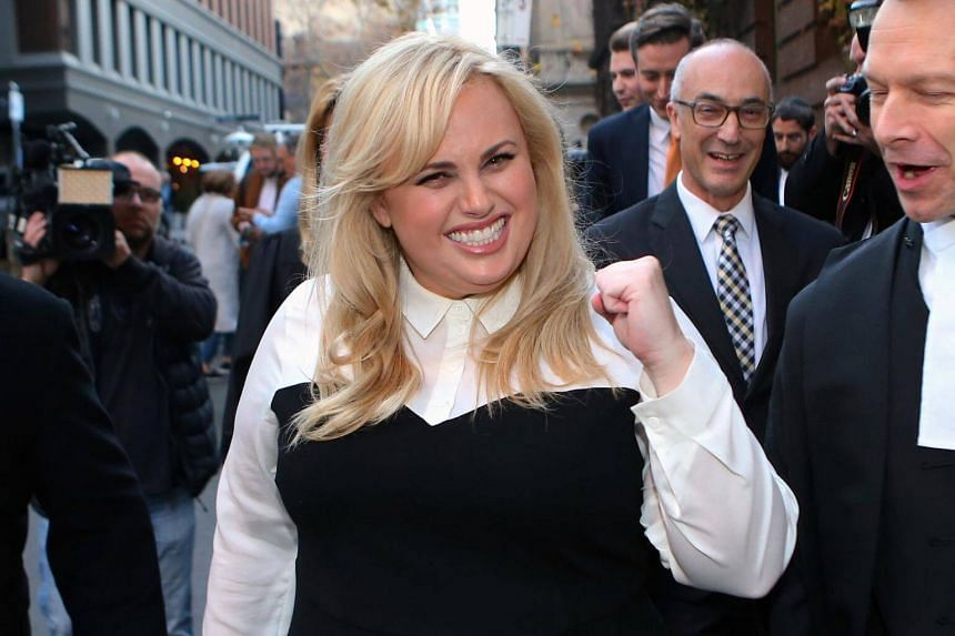 Hollywood actress Rebel Wilson was awarded Aus$4.5 million in damages against publisher Bauer last September over articles claiming she lied about her age and background to further her career.