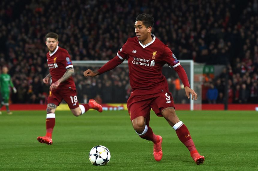 Roberto Firmino is set to feature for Brazil at the World Cup in Russia but said first he is focusing on winning his first trophy with Liverpool.
