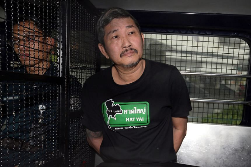 Foo Siang Thian (above) is alleged to have joined two men in robbing then 43-year-old Ang Teck Nguang of $44,876.23 in cash at a carpark in Jurong on July 5, 1996.