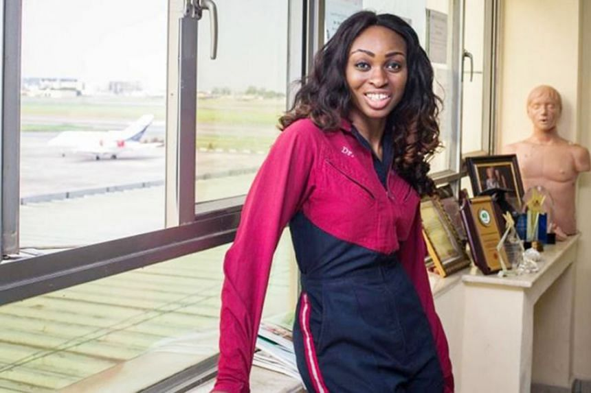 British-born Dr Ola Orekunrin-Brown started West Africa's first air ambulance business, which serves private and public sectors as well as people who live in the remote areas of Nigeria.
