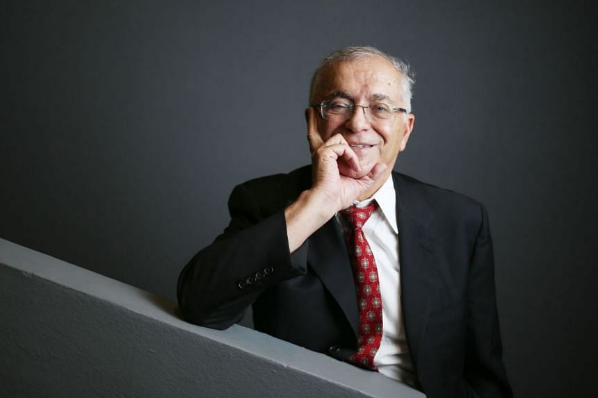 Professor Charles Elachi worked for over 30 years with Nasa's Jet Propulsion Laboratory, where he was once its director.