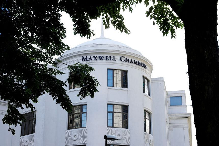 The Maxwell Chambers building in Maxwell Road, which houses the Singapore International Arbitration Centre. The centre's top 10 foreign users hail from countries such as the US, the United Arab Emirates and Germany.