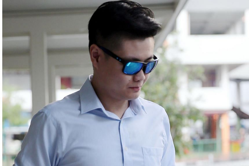 Brandon Ng Hai Chong has been disqualified from driving all classes of vehicles for five years.