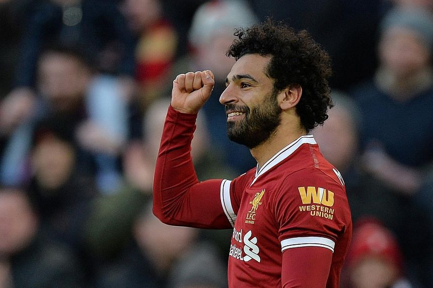 Liverpool forward Mohamed Salah is fresh for a goal hunt at Old Trafford after he was rested for their midweek Champions League tie against Porto.