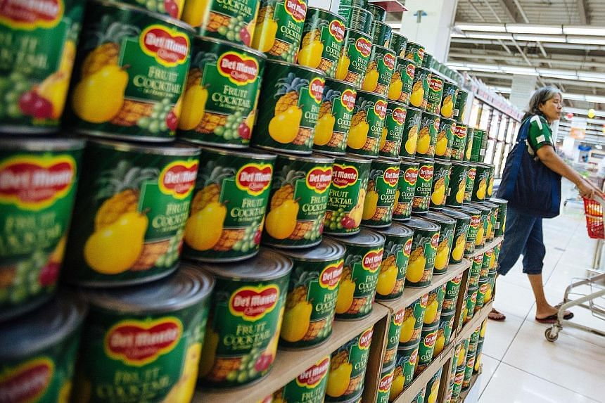 Food and beverage firm Del Monte Pacific announced last month a planned initial public offering of its subsidiary, Del Monte Philippines Inc, on the Philippines Stock Exchange.