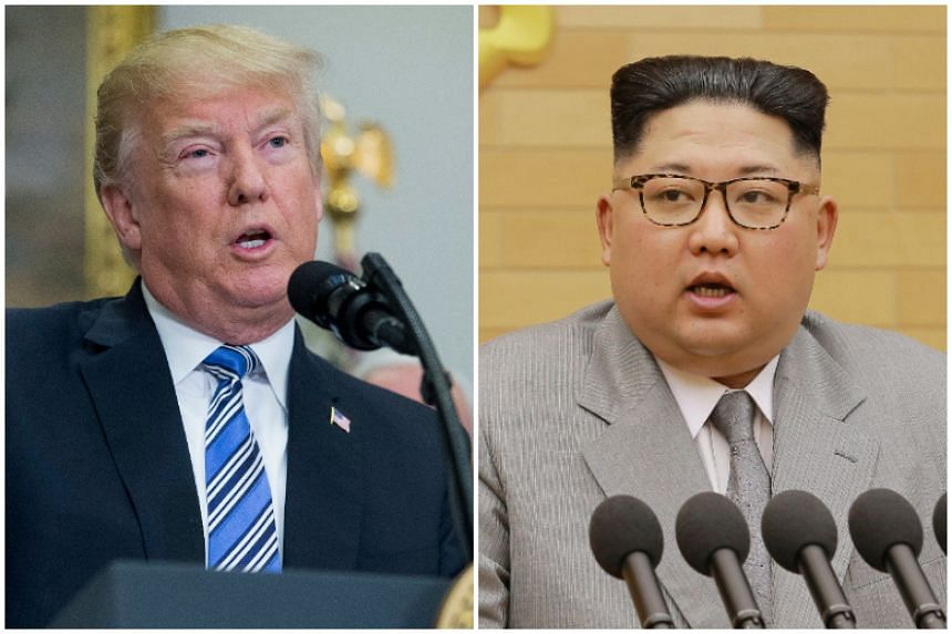 US President Donald Trump said he is ready to meet North Korean leader Kim Jong Un by May.