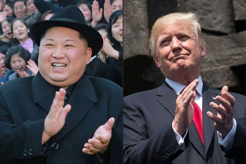The unprecedented meeting between the top leaders of the US and North Korea will take place by May 2018.
