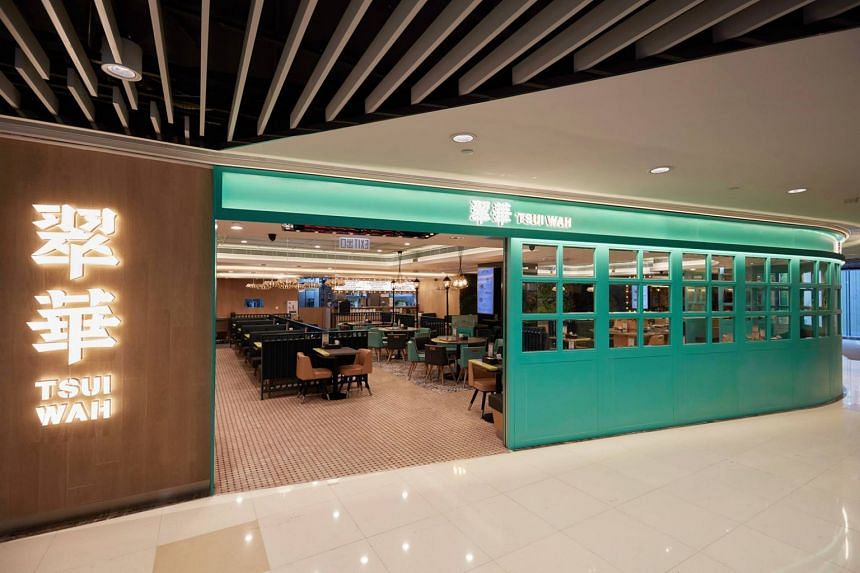 This is the first time Tsui Wah will be opening franchise outlets in South-east Asia.