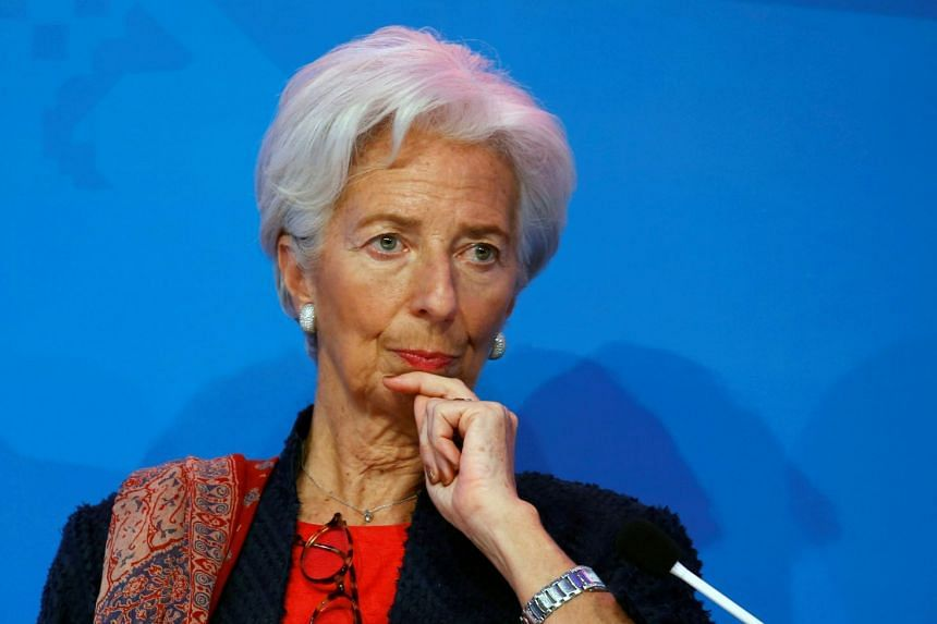 """International Monetary Fund Managing Director Christine Lagarde said the role of the steel and aluminium tariffs as a """"trigger"""" for retaliatory responses from trading partners worldwide concerned her."""