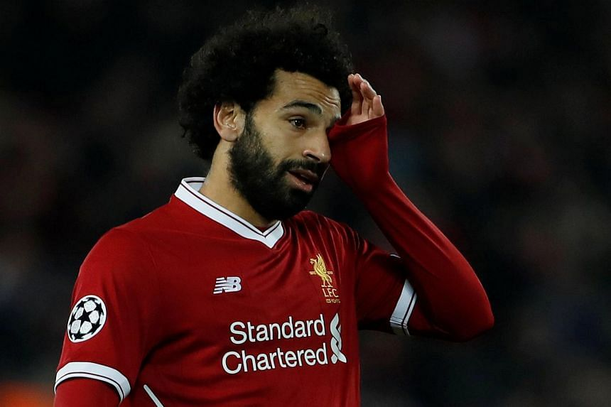 Liverpool's forwards, including Mohamed Salah (above), have scored a combined 68 goals this season.
