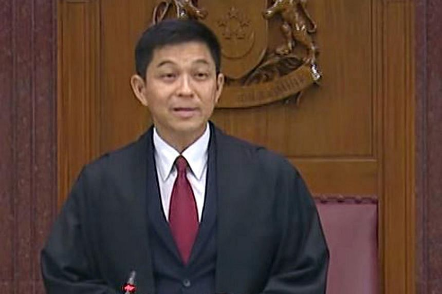In his first round-up speech, Speaker of Parliament Tan Chuan-Jin gave MPs a pat on the back for their active participation.