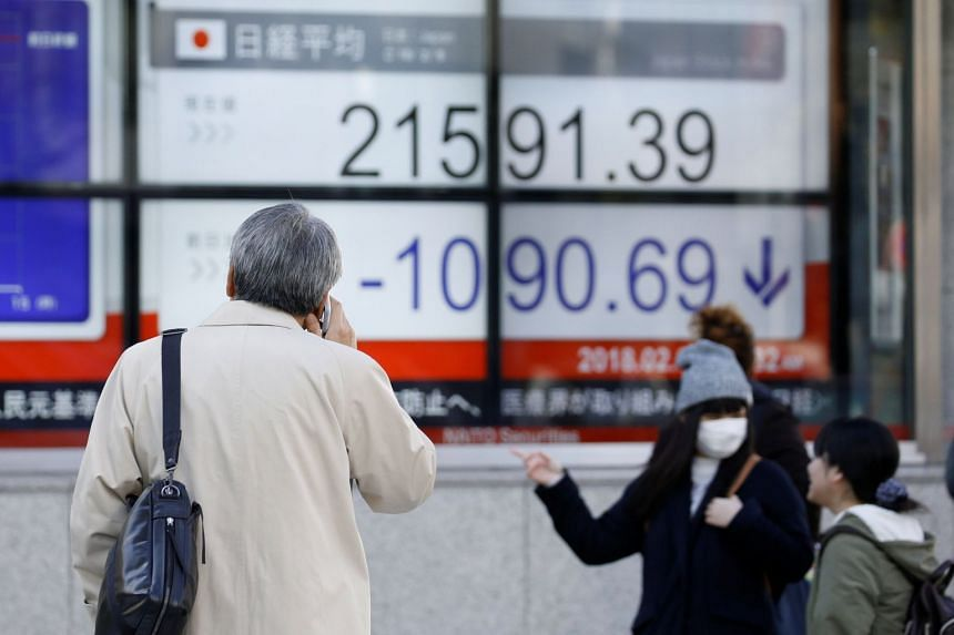 The chance of an easing in geopolitical tensions in the region helped Japan's Nikkei climb 1.3 per cent, on March 9, 2018.