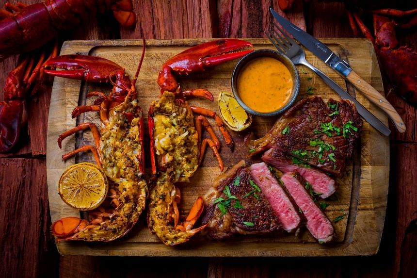 Opus Bar & Grill celebrates its third birthday with dishes including a 500g Australian Westholme wagyu sirloin and a 500g whole live Boston lobster served with a housemade harissa dip.