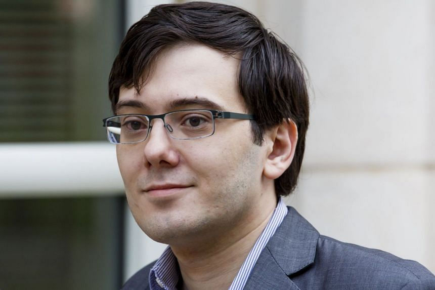 Shkreli (above) has been sentenced to seven years for defrauding investors.