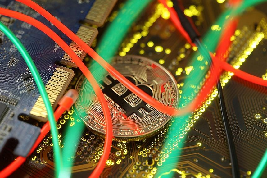 Bitcoin fell 4.2 per cent to US$8,936.50 in New York yesterday morning, after earlier losing as much as 10 per cent. People are getting anxious and signs of growing regulatory scrutiny have added to investor jitters.