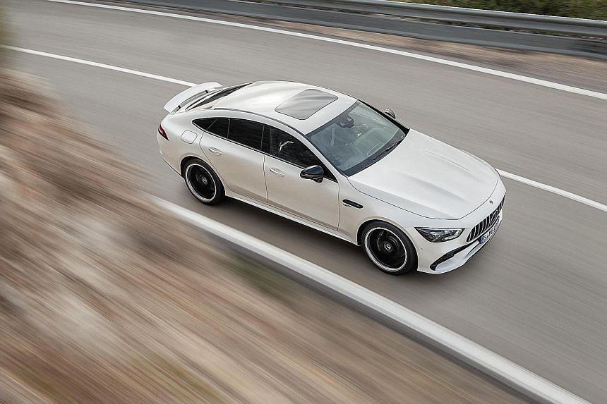 Mercedes-AMG GT 4-Door