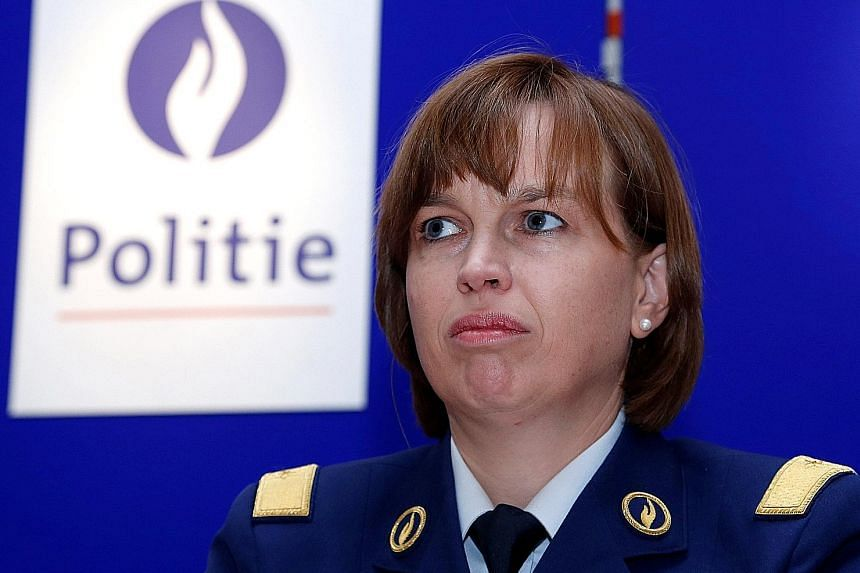 Ms Catherine De Bolle says that the listening skills which women bring to the professional realm are particularly useful in police work.