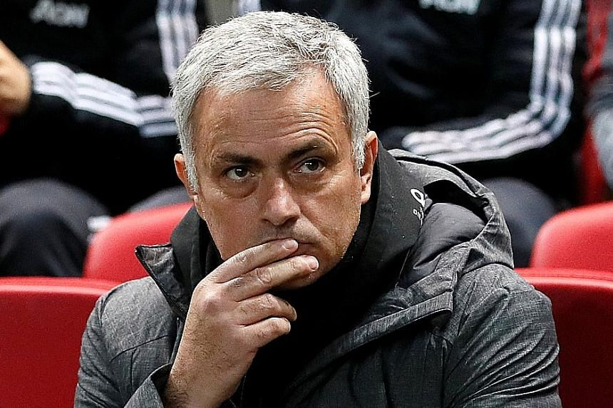 The onus is on Mourinho to take the game to Liverpool today in a match that may have considerable bearing on the top four.