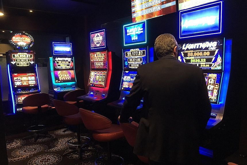 Australia has almost 200,000 slot machines - about one for every 120 people, higher than anywhere in the world, aside from the gaming-tourism state of Monaco and the Chinese territory of Macau. The recent scandals led to calls to combat problem gambl